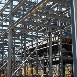 Разработка ППР на монтаж металлоконструкций